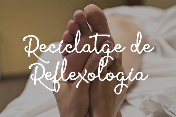 taller reciclatge reflexologia - CER Terrassa
